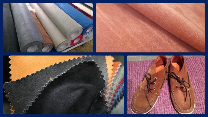 Изготовление замши мебельная ткань меланж союз м